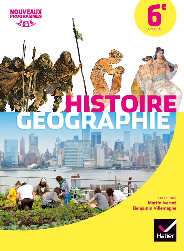 Histoire Geographie College Editions Hatier