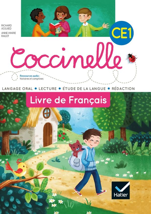 Coccinelle Francais Ce1 Ed 2016 Livre De Francais