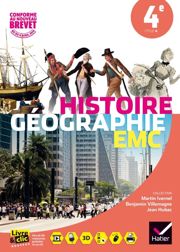 histoire geographie 3e livre du professeur