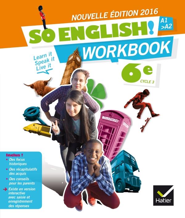 step in anglais 6e lv1