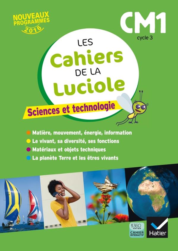 Complètement et à l'extrême Les cahiers de la Luciole - Sciences CM1 Éd. 2017 | Editions Hatier &DQ_51