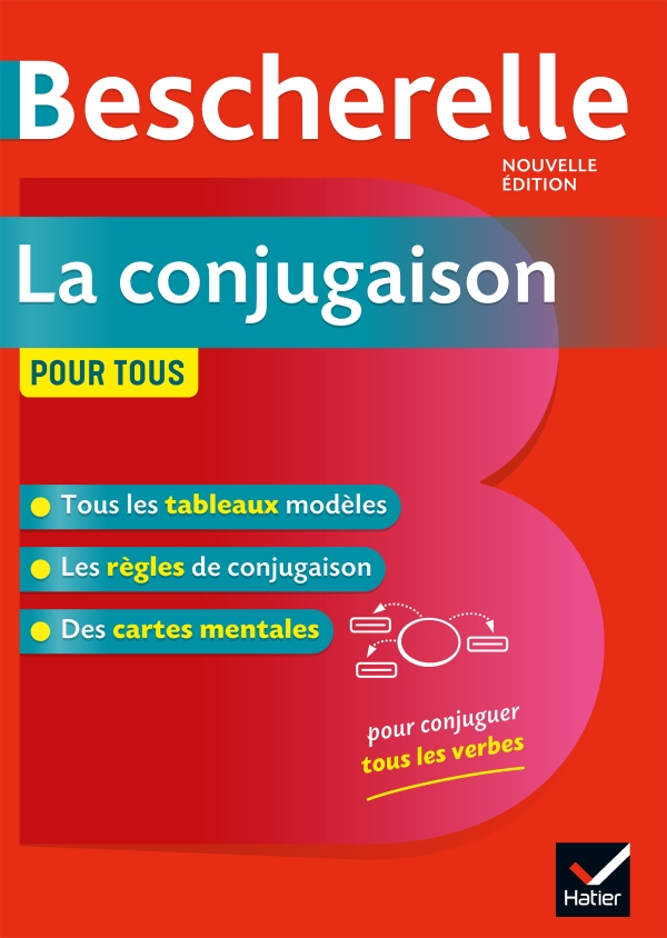 Bescherelle La Conjugaison Pour Tous Editions Hatier
