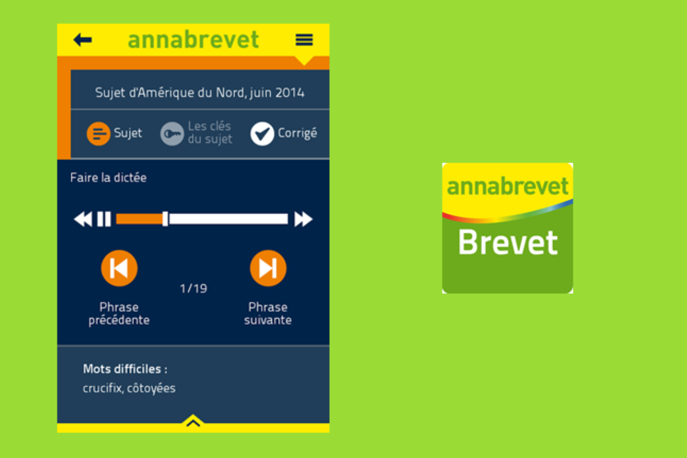 Applications Annabrevet