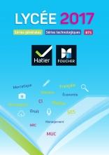 Catalogue Hatier Lycée 2017 séries générales et technologiques