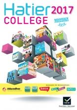 Catalogue Hatier Collège 2017