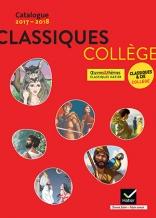 Classiques & Cie Collège 2017