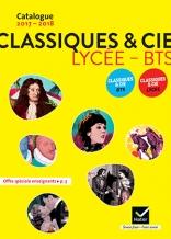 Classiques & Cie Lycée 2017