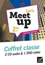Let S Meet Up Anglais 2de Ed 2019 Livre Eleve