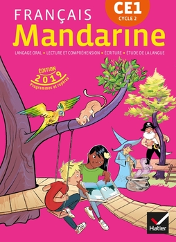 Mandarine Francais Ce1 Ed 2019 Livre Eleve Editions