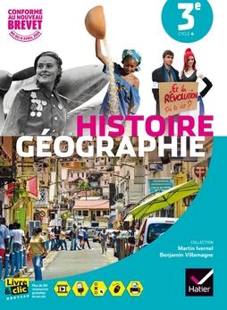 Histoire Geographie 3e Ed 2016 Manuel De L Eleve