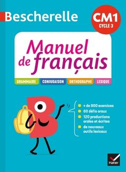 Bescherelle Francais Cm1 Ed 2020 Mon Manuel D Etude De La Langue Eleve Editions Hatier