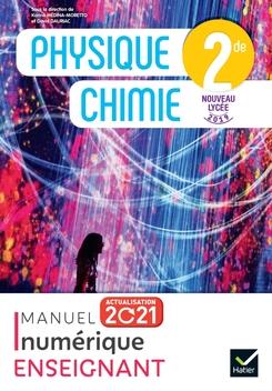 Physique Chimie 2de Ed 2019 Manuel Numerique Enseignant