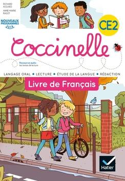 Coccinelle Francais Ce2 Ed 2016 Manuel De L Eleve