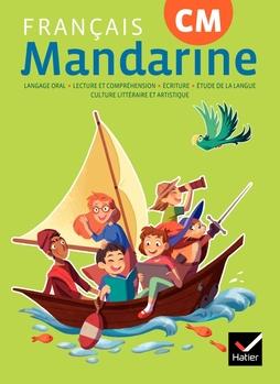 Mandarine Francais Cm Ed 2018 Livre Eleve Editions Hatier