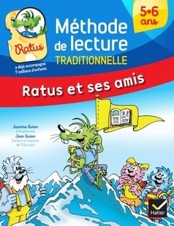 Méthode de lecture syllabique Ratus et ses amis | Editions ...