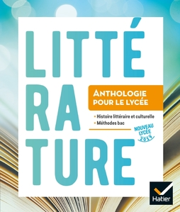 Anthologie Lycee Francais 2de 1re Ed 2019 Livre Eleve