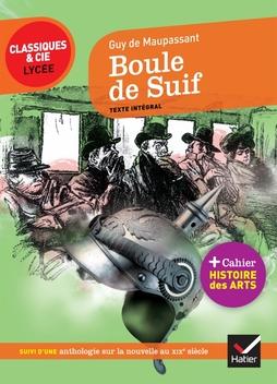 Boule de suif Editions Hatier