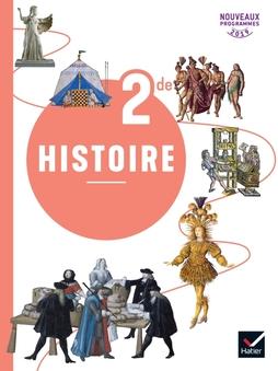 Histoire 2de Ed 2019 Livre De L Eleve Editions Hatier