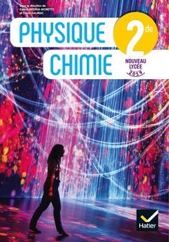 Physique Chimie 2de Ed 2019 Livre Eleve Editions Hatier