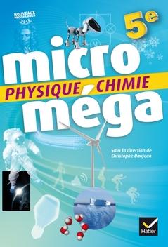 Micromega Physique Chimie 5e Ed 2017 Livre Eleve