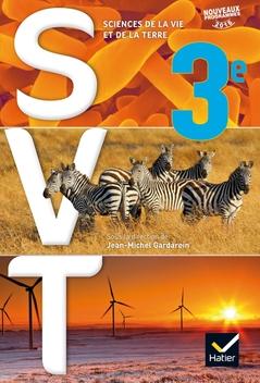 Svt 3e Ed 2017 Manuel Numerique Enrichi Editions Hatier
