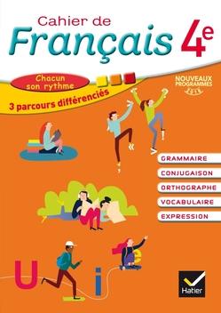 Cahier De Francais 4e Ed 2016 Manuel Interactif Eleve