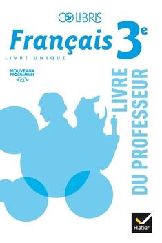 Colibris Francais 3e Ed 2017 Livre Du Professeur