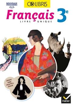 Colibris Francais 3e Ed 2017 Livre Eleve Editions Hatier