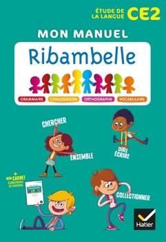 Ribambelle Edl Francais Ce2 Ed 2018 Livre De L Eleve