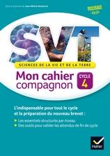 SVT cycle 4 éd. 2016 Mon cahier compagnon - Cahier numérique