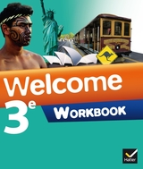 Welcome Anglais 3e éd. 2014 - Workbook