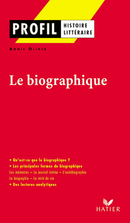 Profil - Le biographique