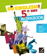 So English! - Anglais 5e Éd. 2017 - Workbook numérique enrichi