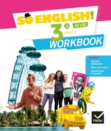 So English! - Anglais 3e Éd. 2017 - Workbook numérique enrichi